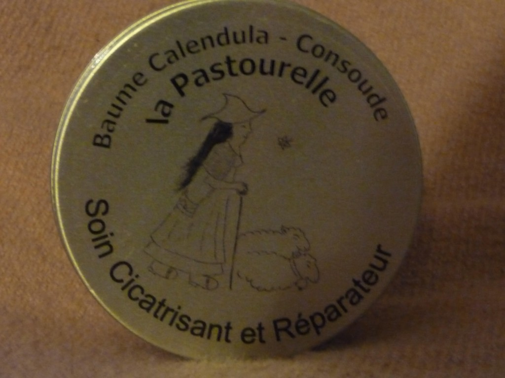 baume de soin calendula consoude.10.50€