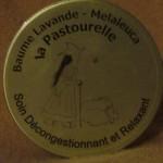 baume de soin lavande melaleuca. 10.50€