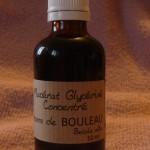 macérat glycériné de bouleau. 8.50€